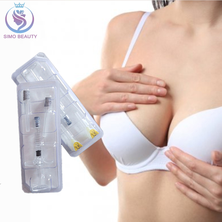 Hyaluronic acid plastic fillers surgery hyaluronate dermal filler for breast enhancement