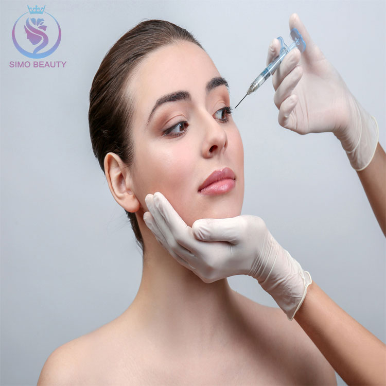 2ml Derm deep injectable dermal fillers hyaluronic acid injection gel for nose fullness