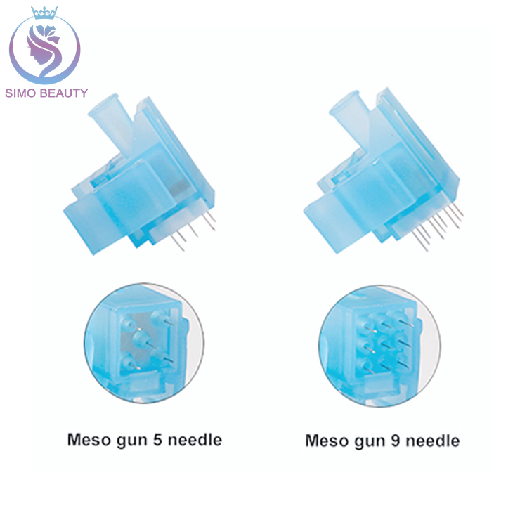 Negative Pressure Cartridge Face Care 5 pins 9 pins Disposable Water EZ Vacuum Mesotherapy Injection Needles